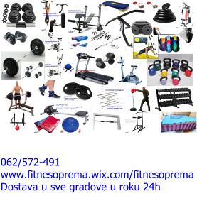 Fitness oprema i rekviziti 062/572-491