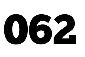 Ultra brojevi 062