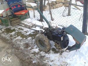 Labin junior motokultivator - Biznis i Industrija - Motokultivatori