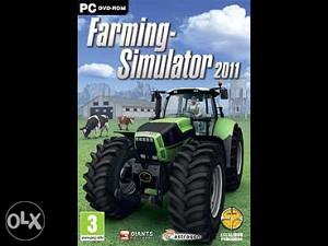 farming simulator 2011 pc igrica