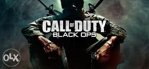 call of duty black ops  pc igra