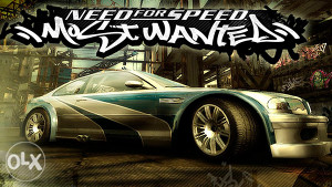 need for speed most wanted  pc igra