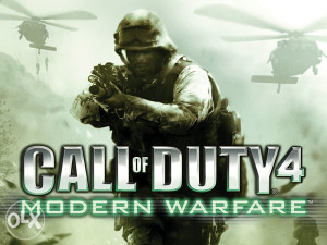 Call of Duty 4 Modern Warfare PC IGRA