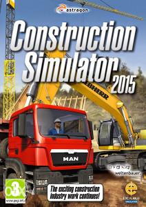 Construction Simulator 2015 PC IGRA