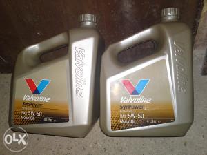 Valvolin ulje w5-50