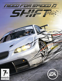 Need for Speed SHIFT PC IGRA