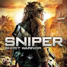 Sniper  Ghost Warrior  PC IGRA