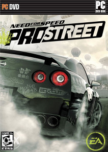 Need for Speed ProStreet PC IGRA