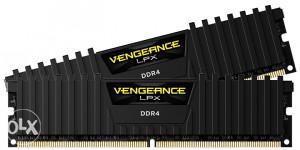 CORSAIR 16GB Vengeance LPX DDR4 2800MHz CL16 KIT 4X4GB