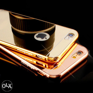IPhone 6, 6s Aluminijski oklop Bumper
