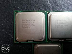 Procesor Intel CORE 2 Duo E6750
