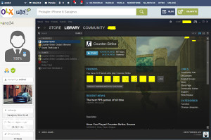 Steam account GTA V, CS:GO, CS 1.6, ETS2 (Wallet)