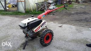 MOTOKULTIVATOR  KIPOR DIZEL