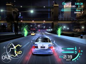 Need for Speed Carbon PC IGRA