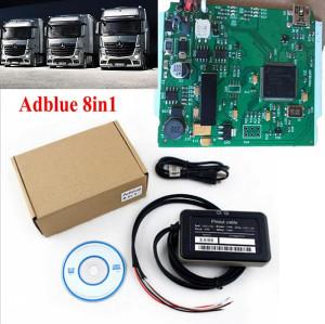 Adblue Emulator , Varalica za kamione LKW MAN, Merc..