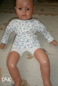 Zapf Creation lutka 42cm,kao nova,i odječica uz nju