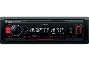 Auto USB Player KENWOOD KMM-102RY