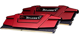 G.SKILL 16GB Ripjaws V DDR4 3000MHz CL15 KIT