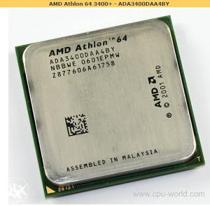 AMD Athlon 64 3400+ Procesor Socket 939