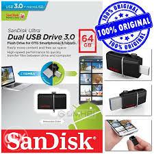 SanDisk USB 3.0 32GB/OTG/130MB/S