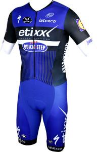 Biciklistički komplet Pro Team ETIXX