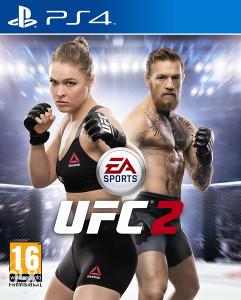 UFC 2 PS4 PlayStation 4 + GRATIS HIT IGRE