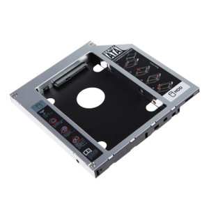 SSD HDD CADDY 2nd Hdd FOR NOTEBOOK 12,7mm , 9.5mm