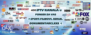 IPTV Next-tv (560 kanala +videoteka 200 filmova+EPG)