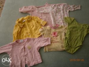 Garderoba za bebu,broj 56/62/68