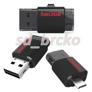SANDISK Ultra Dual OTG 16GB 130MB/s USB3.0 Flash Drive