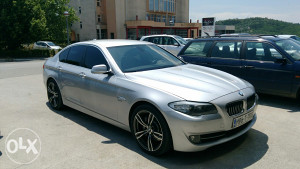 BMW 530XD F10 FUL KASKO REGISTROVAN