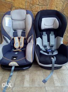 AUTOSJEDALICE za djecu i bebe R A Z N I MODELI