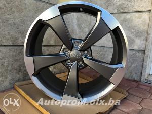 """Alu felge Rotor 17"""" Audi, VW 5x112 NOVE V3"""