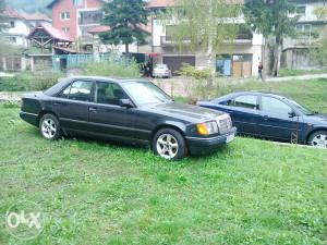 Mercedes 200D , 124