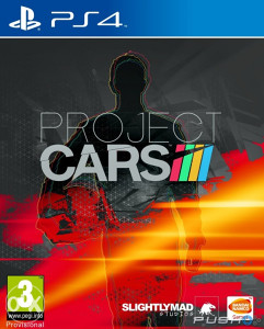 PROJECT CARS PS4 PLAYSTATION 4+GRATIS HIT IGRE