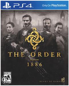 THE ORDER 1886 PS4 + GRATIS HIT IGRE.