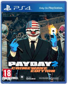 PAYDAY 2 PS4 PLAYSTATION 4  GRATIS HIT IGRE