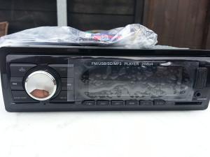 Auto Radio FM/USB/AUX/SD Kartica 4 x 50W