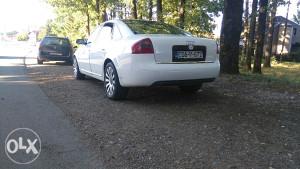 Audi A6 tek registrovan
