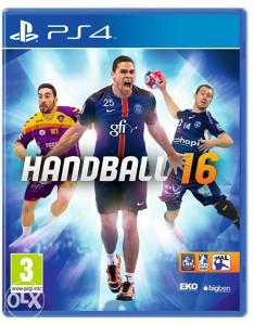 HANDBALL 16 PS4 PLAYSTATION 4+GRATIS HIT IGRE
