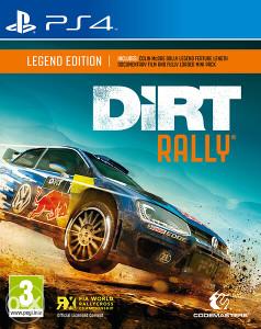 DIRT RALLY PS4 PlayStation 4+GRATIS HIT IGRE
