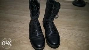 Taktičke Vojničke policijske policajske čizme cipele
