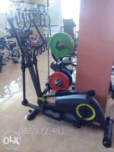 Orbitrek max opterećenje 130kg