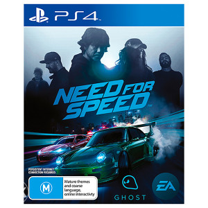 NEED FOR SPEED PS4 PLAYSTATION 4+GRATIS HIT IGRE