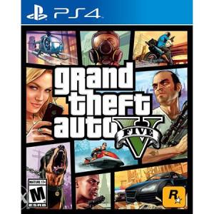 GTA V PS4 PLAYSTATION 4+GRATIS HIT IGRE