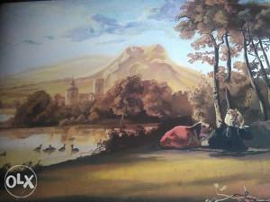 Slika Ulje na platnu