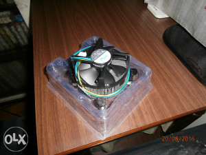 CPU Stock Cooler Intel socket 775