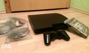 Playstation 3 Super Slim 160GB KAO NOVO::! GTA V 5