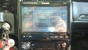 cd dvd auto radio