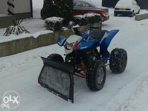Atv Quad grnjaca za snijeg....
